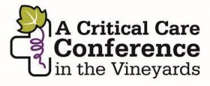 Critical Care Conference in the Vineyards